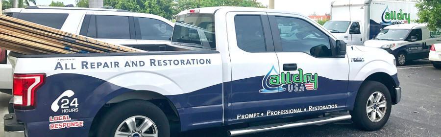 all dry restoration local response