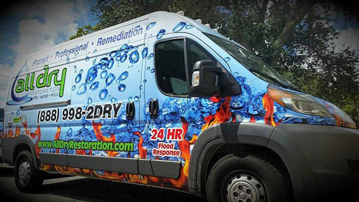 Boynton Beach Water Damage Restoration Repair