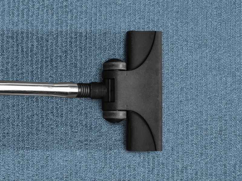 how to get rid of carpet odor after water damage