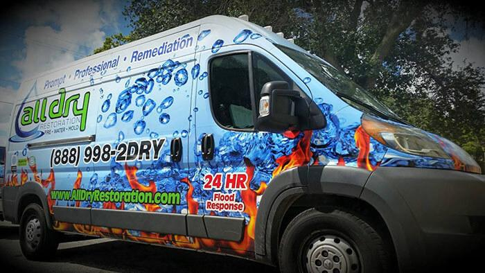 Water Damage Restoration & Repair Bellaire, TX