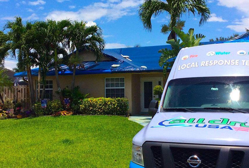 Florida Roof Tarp Service