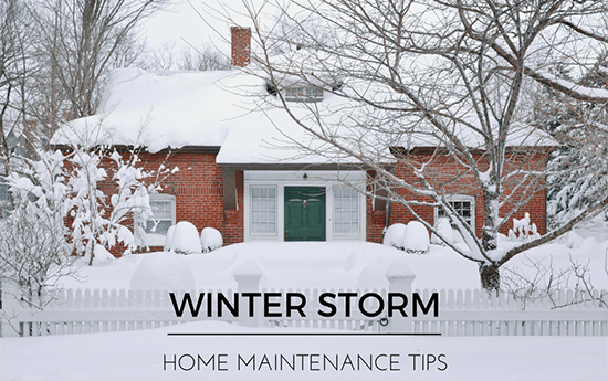 Winter Storm Prepare Home New York