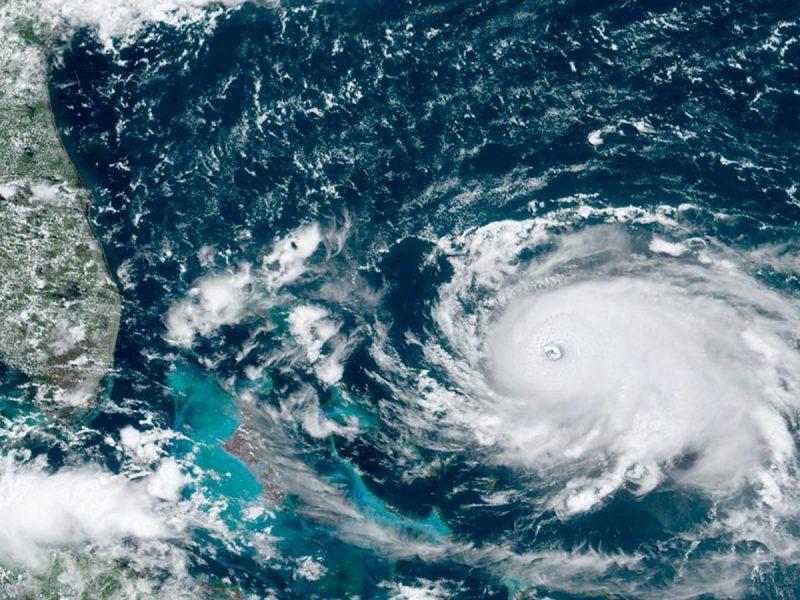 hurricane dorian repair & restoration services
