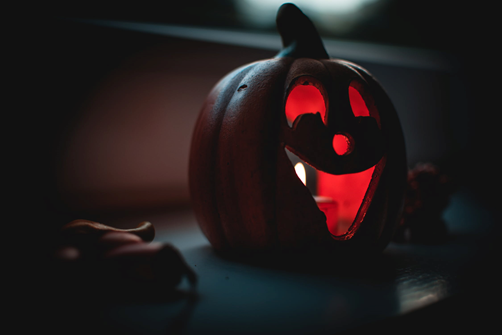 how jack o'lanterns can be a fire hazard