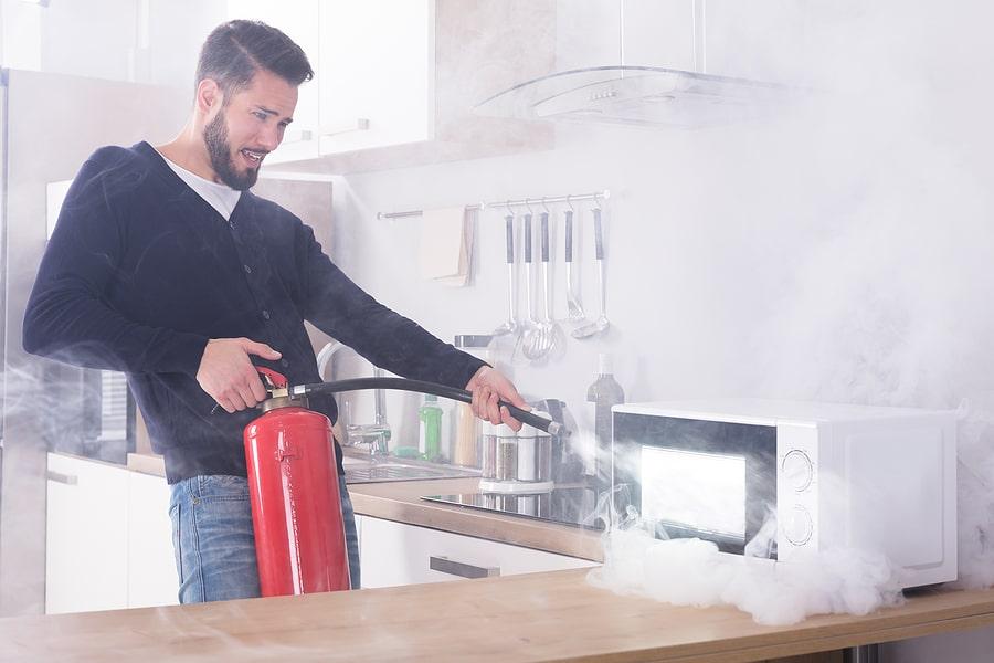 Appliance Fire