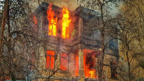 how to prevent a house fire