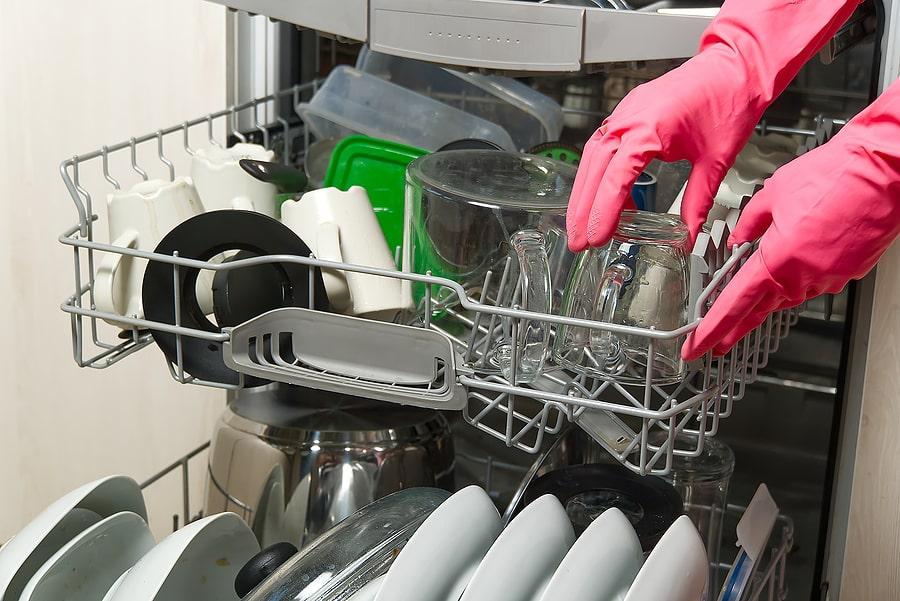 Over Filled Dishwasher Leak