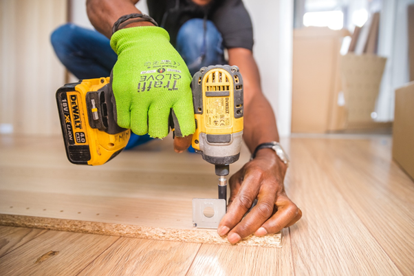 How To Repair Water Damage On Baseboards