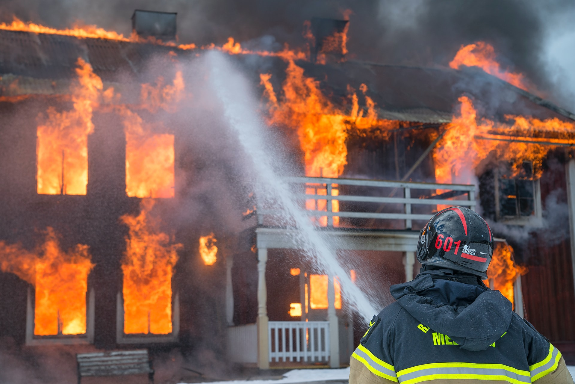 What Is Considered Smoke Damage