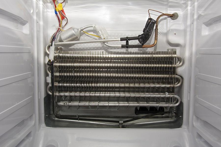 Refrigerator Copper Line
