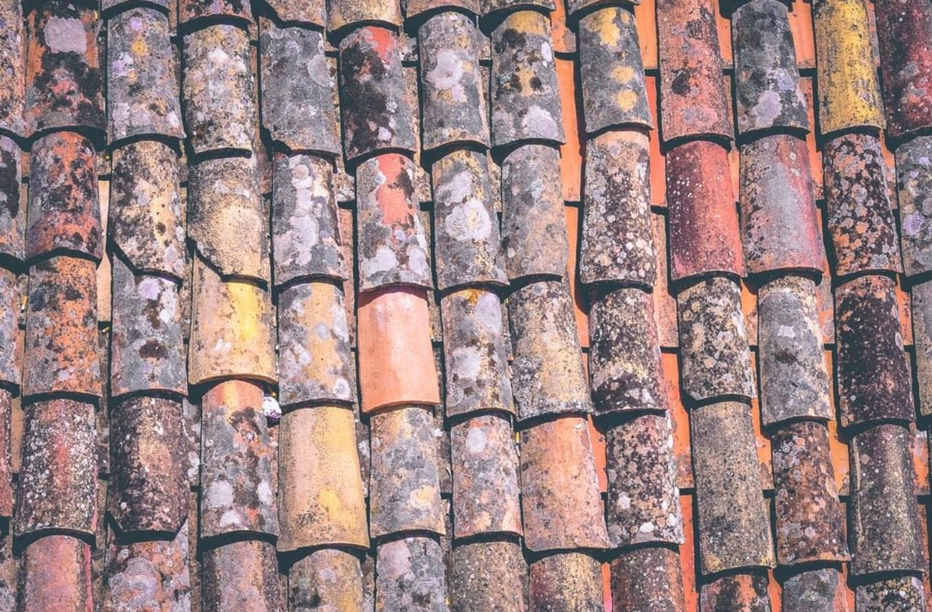 Various Colored Roof Tiles