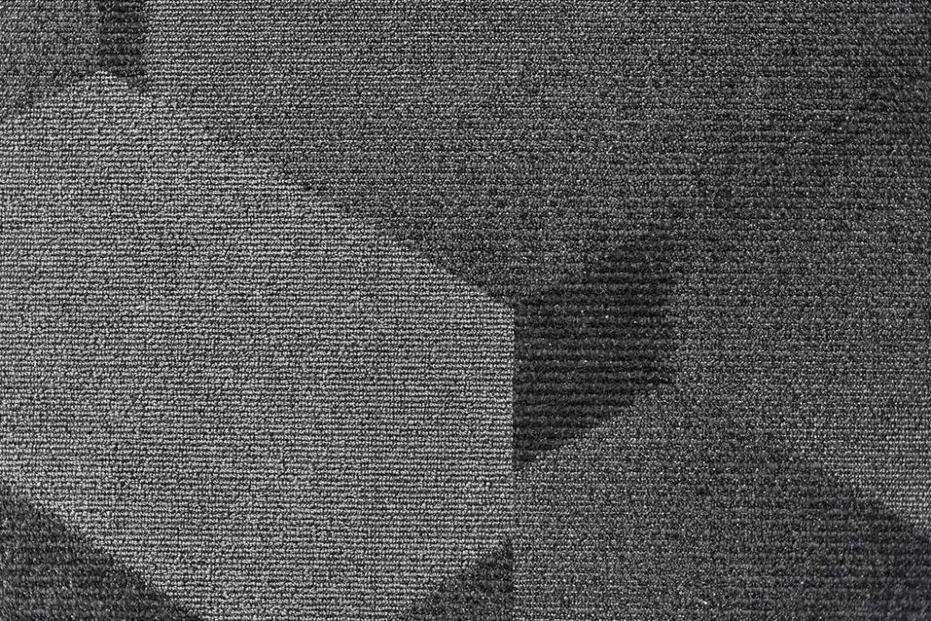 Grey Textured Carpet