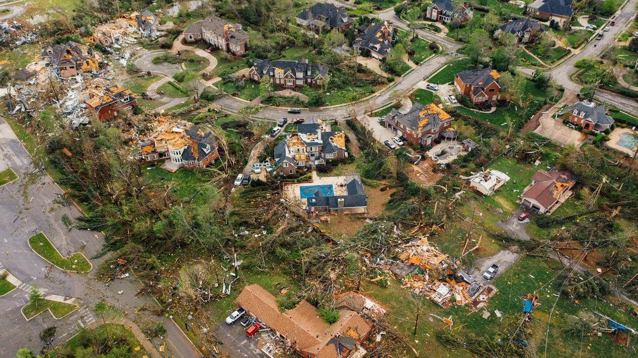 Hurricane Aftermath